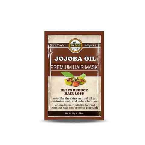 Difeel Jojoba Oil Premium Hair Mask 50g