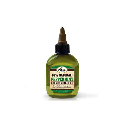 Difeel Natural Peppermint Premium Hair Oil 75ml