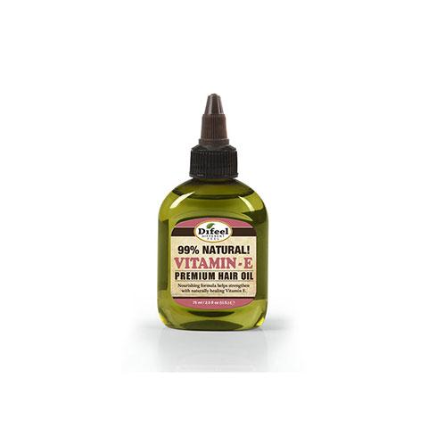 Difeel Vitamin E Oil Premium Natural Hair Oil 75ml