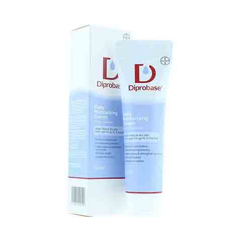 Diprobase Daily Moisturising Cream For Dry Sensitive Skin 150ml