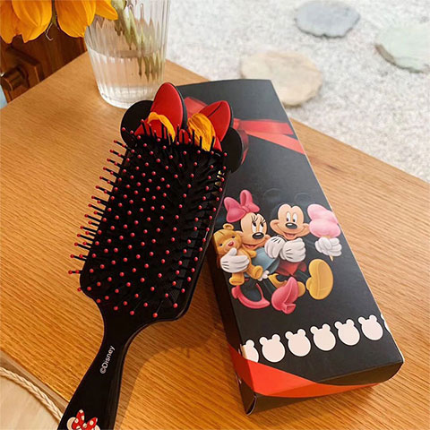 Disney Minnie 3D Hair Brush