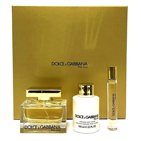 Dolce & Gabbana The One Eau De Parfum Set For Women (7184)