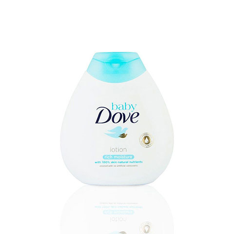 Dove Baby Rich Moisture Lotion 200ml
