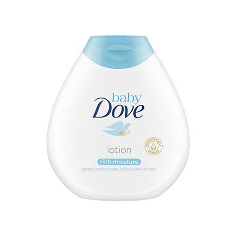 Dove Baby Rich Moisture Lotion 400ml