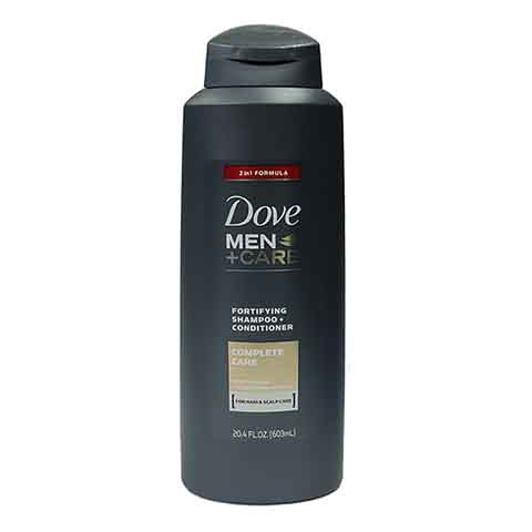 Dove Men+Care 2 in 1 Fortifying Shampoo+Conditioner 603ml