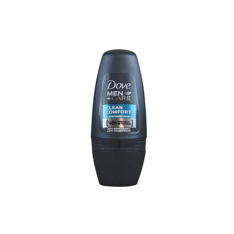 Dove Men+Care Clean Comfort Deodorant Roll On 50ml