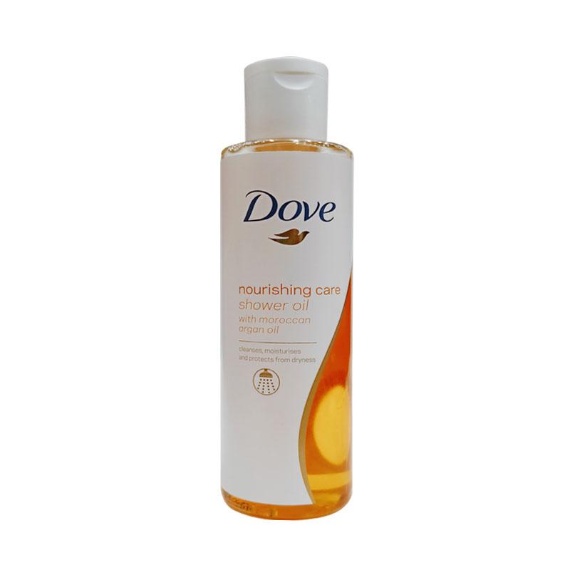 Dove Nourishing Care Shower Oil with Moroccan Argan Oil 200ml