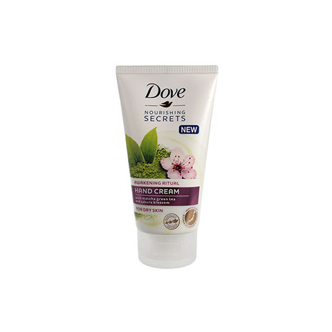 Dove Nourishing Secrets Awakening Ritual Hand Cream 75ml