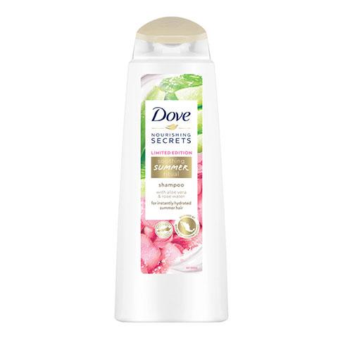 Dove Nourishing Secrets Limited Edition Soothing Summer Ritual Shampoo 400ml