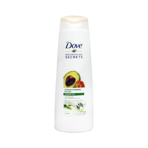 Dove Nourishing Secrets Strengthening Ritual Shampoo 250ml