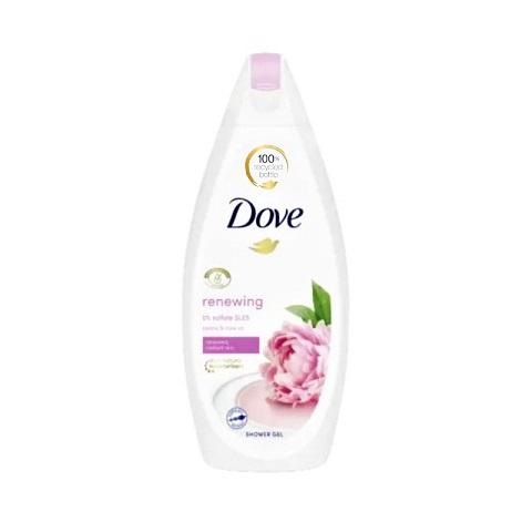 Dove Peony & Rose Oil Renewing Shower Gel 250ml