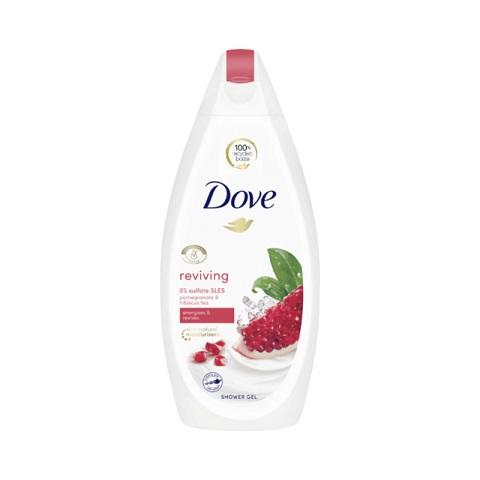 Dove Reviving Pomegranate & Hibiscus Tea Shower Gel 500ml