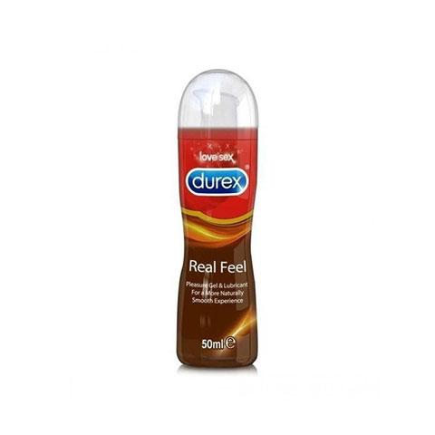 Durex Play Real Feel Lubricant Gel 50ml