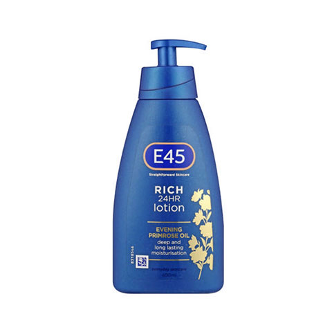 E45 Rich 24HR Lotion with Evening Primrose Oil 400ml