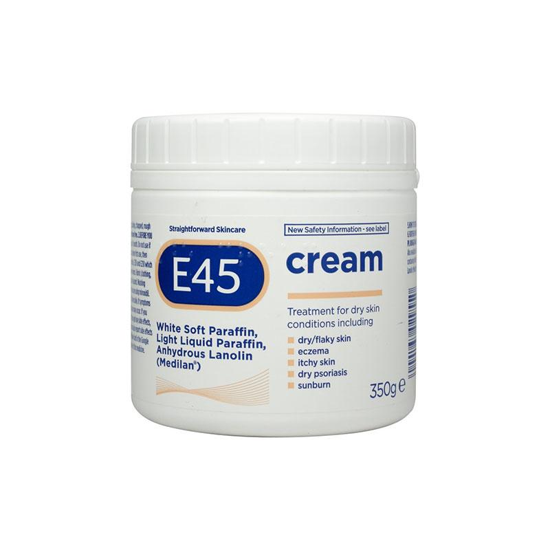 E45 Straightforward Skincare Cream 350g