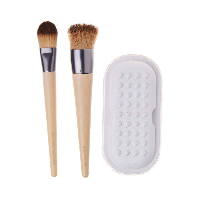 Ecotools Custom Match Duo Makeup Brush Set