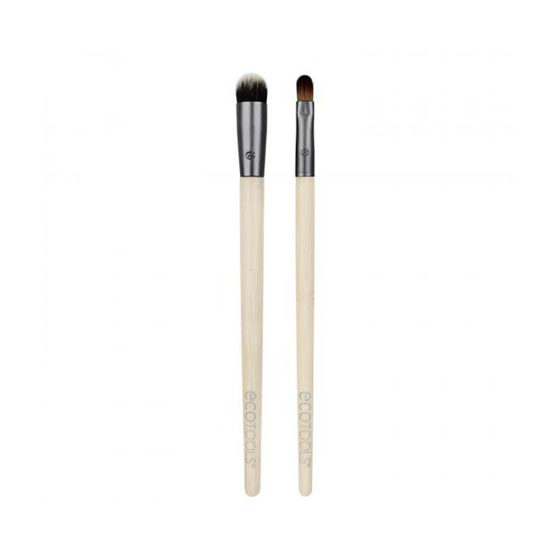 Ecotools Ultimate Concealer Duo Makeup Brush - 1630