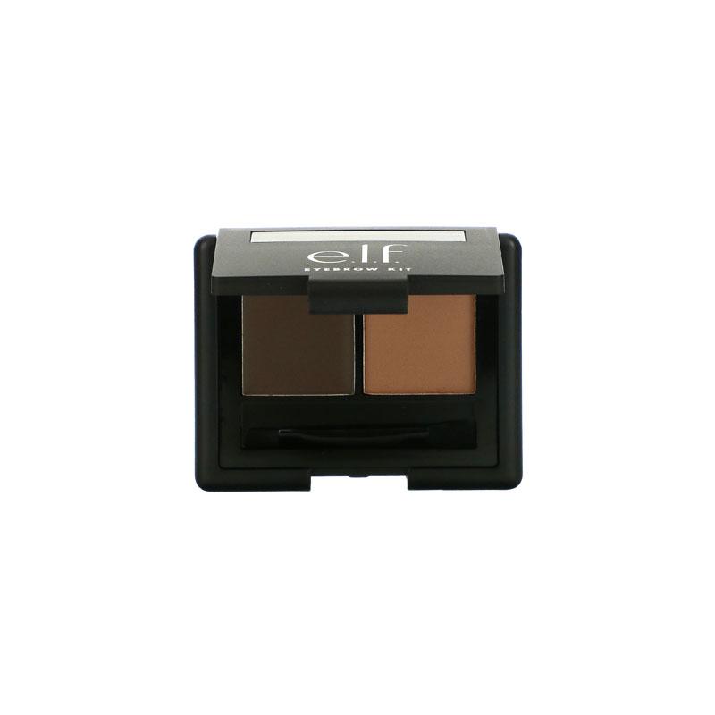 e.l.f. Gel and Powder Eyebrow Kit - Medium
