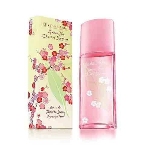 Elizabeth Arden Green Tea Cherry Blossom Eau De Toilette Spray 100ml