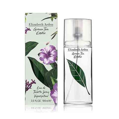 Elizabeth Arden Green Tea Exotic Eau De Toilette Spray 100ml