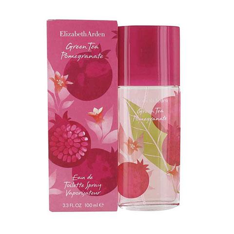 Elizabeth Arden Green Tea Pomegranate Eau De Toilette Spray 100ml
