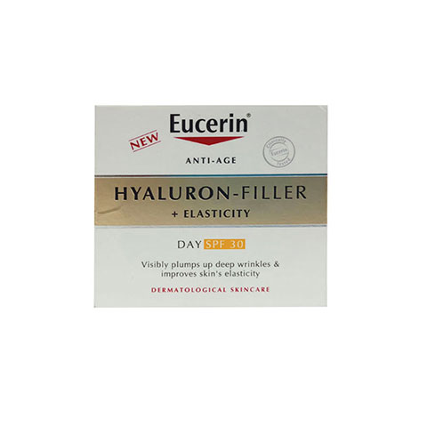 Eucerin Anti-Age Hyaluron Filler + Elasticity SPF30 Day Cream 50ml