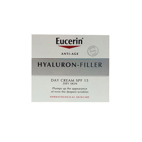 Eucerin Anti-Age Hyaluron-Filler SPF 15 Day Cream For Dry Skin 50ml