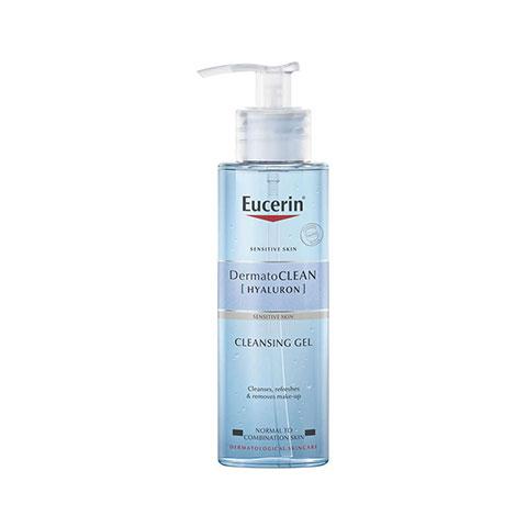 Eucerin Dermatoclean Hyaluron Cleansing Gel 200ml