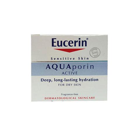Eucerin Sensitive Skin AQUAporin Active Cream for Dry Skin 50ml