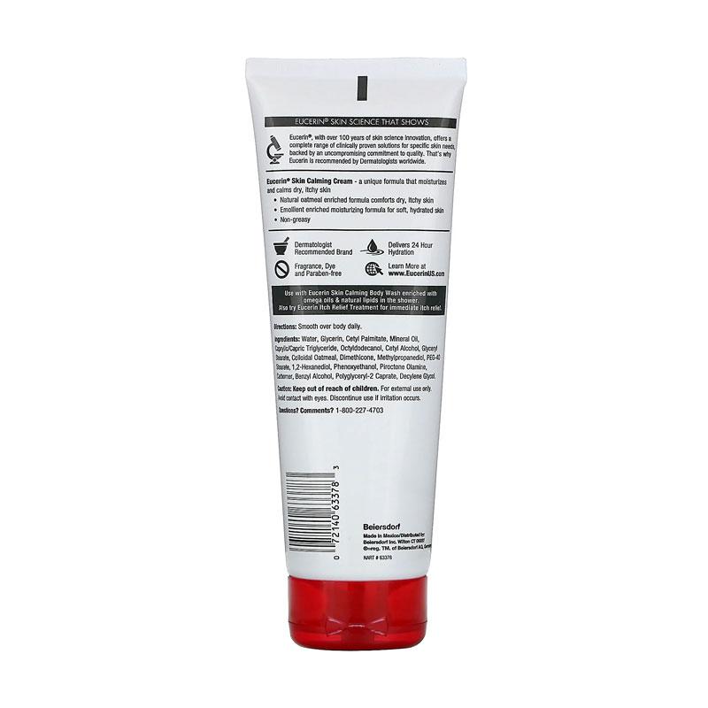 Eucerin Skin Calming Body Cream 226g