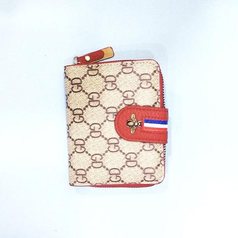 European Bee Fashion Women Small Wallet