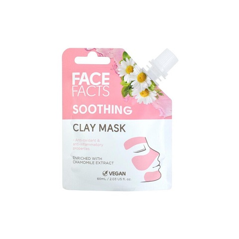 Face Facts Soothing Clay Mask 60ml