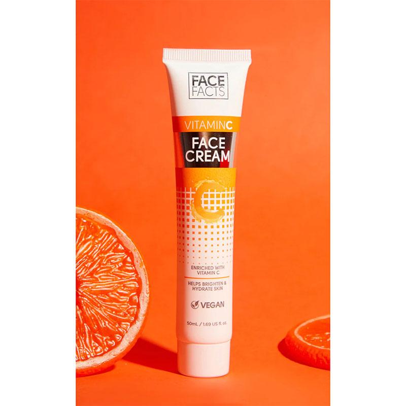 Face Facts Vitamin C Face Cream 50ml