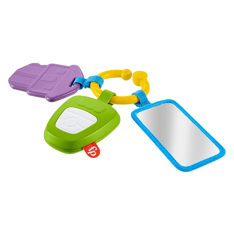 Fisher Price Hit The Road Activity Keys 0+