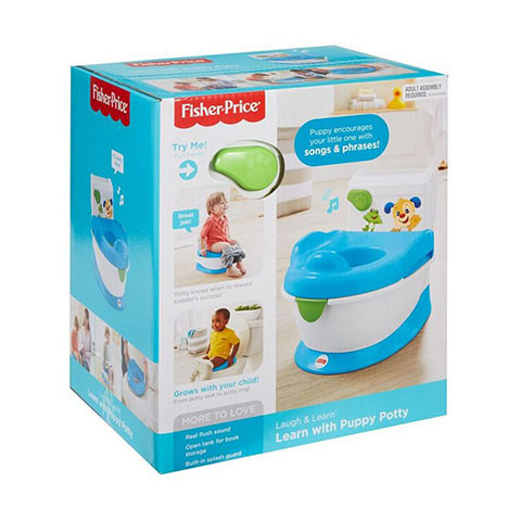 Fisher Price Laugh & Learn With Puppy Potty (5761)