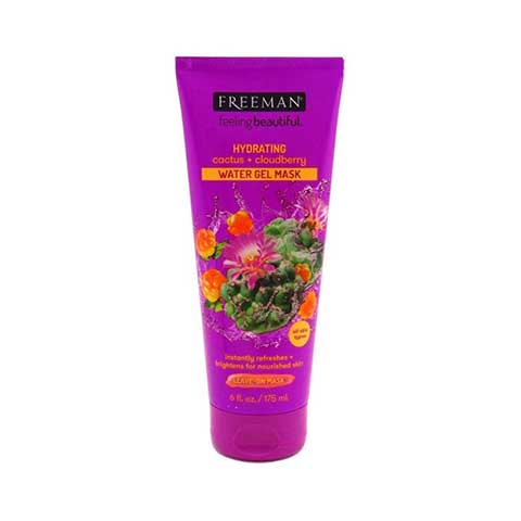 Freeman Hydrating Cactus + Cloudberry Water Gel Mask 175ml
