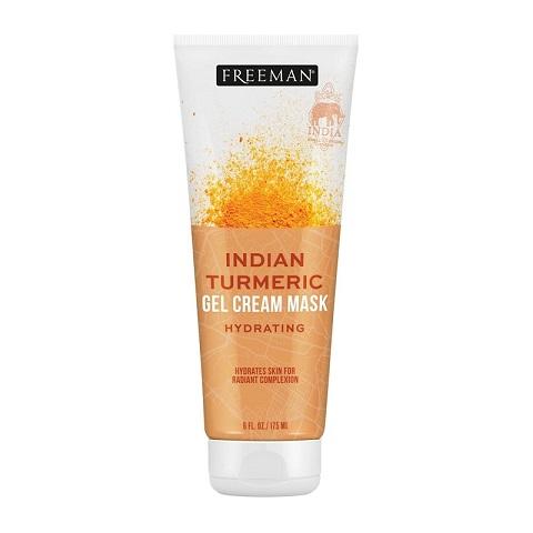 Freeman Indian Turmeric Gel Cream Hydrating Mask 175ml