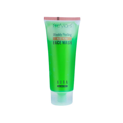 Freyias Weekly Peeling Aloe Vera Face Wash 100ml