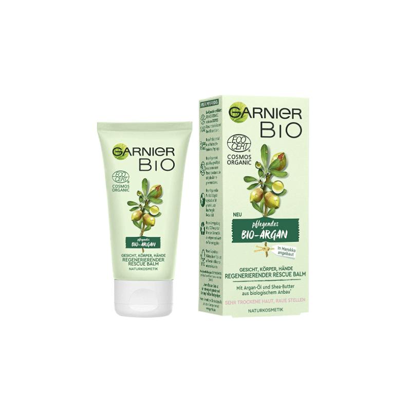 Garnier Bio - Argan Face Body Hand Regenerating Rescue Balm 50ml