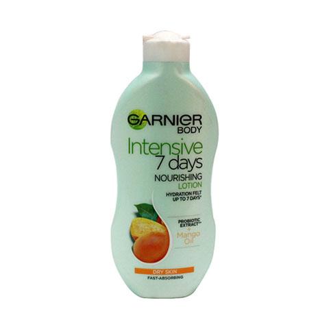 Garnier Body Intensive Nourishing Lotion For Dry Skin With Mango Oil 250ml