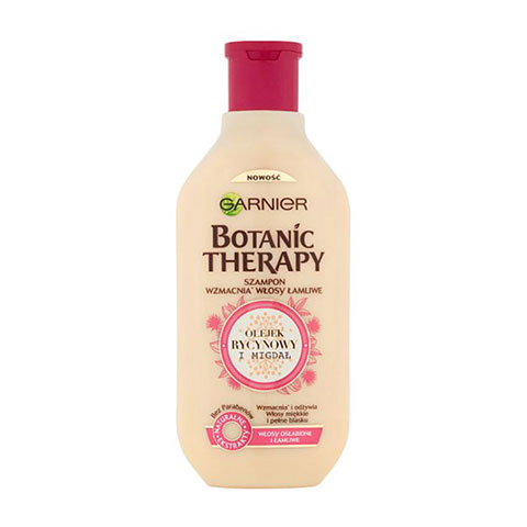 Garnier Botanic Therapy Castor Oil & Almond Hair Shampoo 400ml (6348)