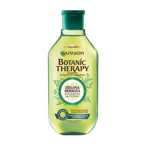 Garnier Botanic Therapy Green Tea Hair Shampoo 400ml (5983)