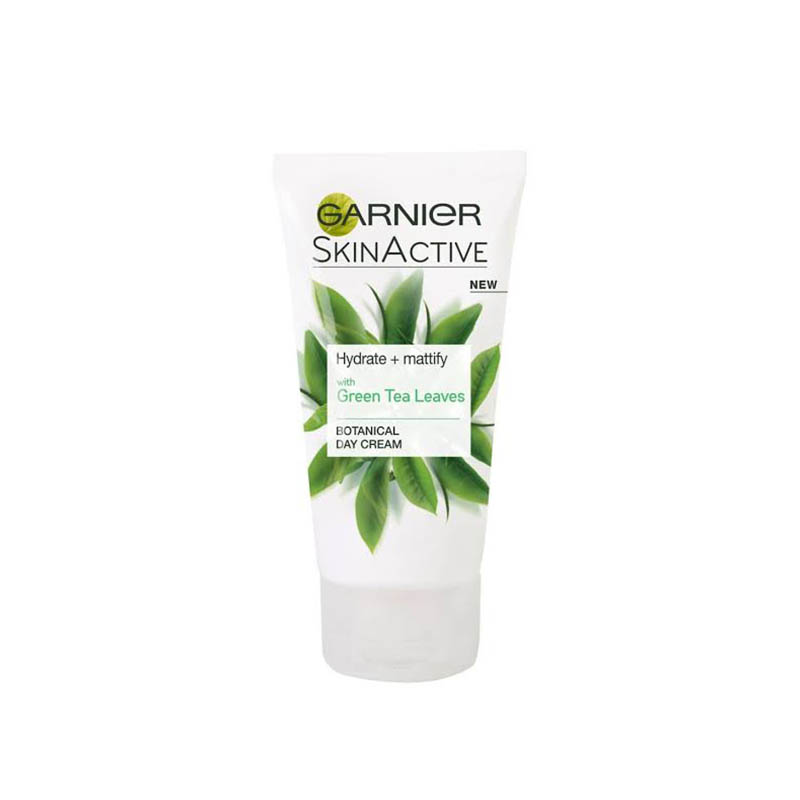 Garnier Botanical Day Cream with Green Tea Leaves Hydrate and Mattify 50ml