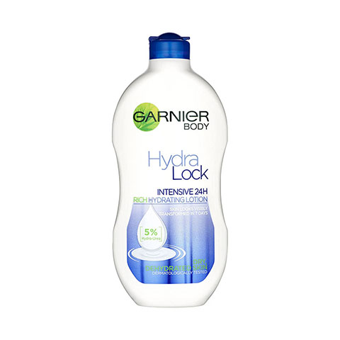 Garnier Hydra Lock Intensive 24H Rich Hydrating Body Lotion 400ml