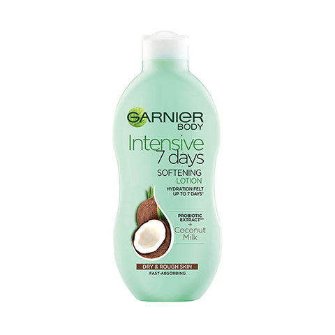 Garnier Intensive 7 Days Softening Coconut Milk Body Lotion 400ml