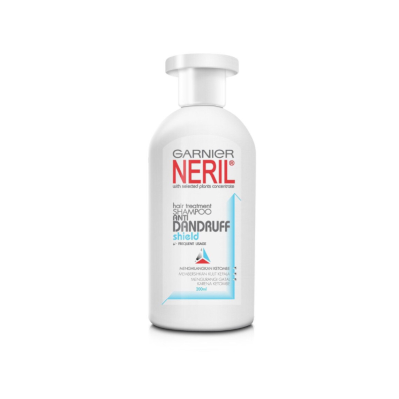 Garnier Neril Anti Dandruff Hair Treatment Shampoo 200ml