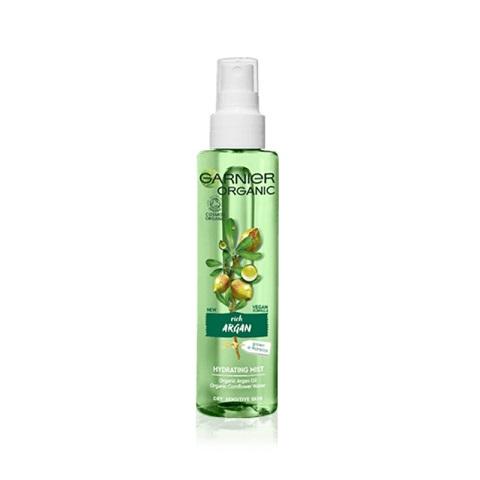 Garnier Organic Rich Argan Hydrating Mist 150ml