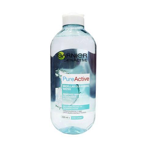 Garnier Skin Active Pure Active Micellar Cleansing Water 400ml
