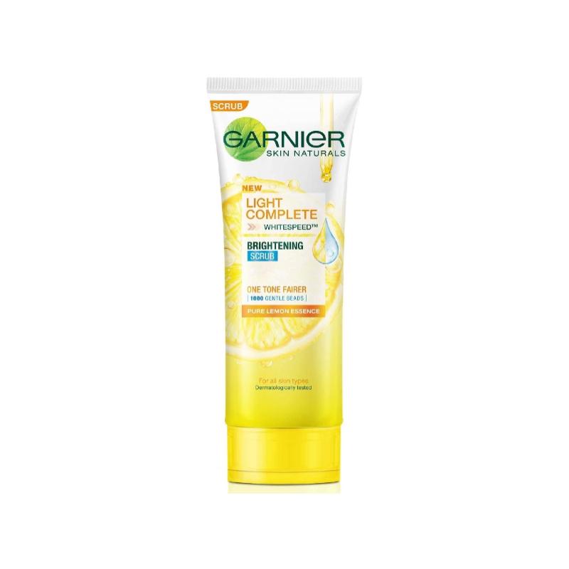 Garnier Skin Naturals Light Complete Brightening Scrub 100ml