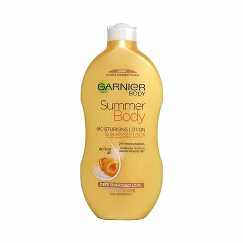 Garnier Summer Body Moisturising Lotion 400ml
